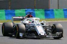Antonio Giovinazzi - Alfa Romeo Sauber F1 Team - Hungaroring