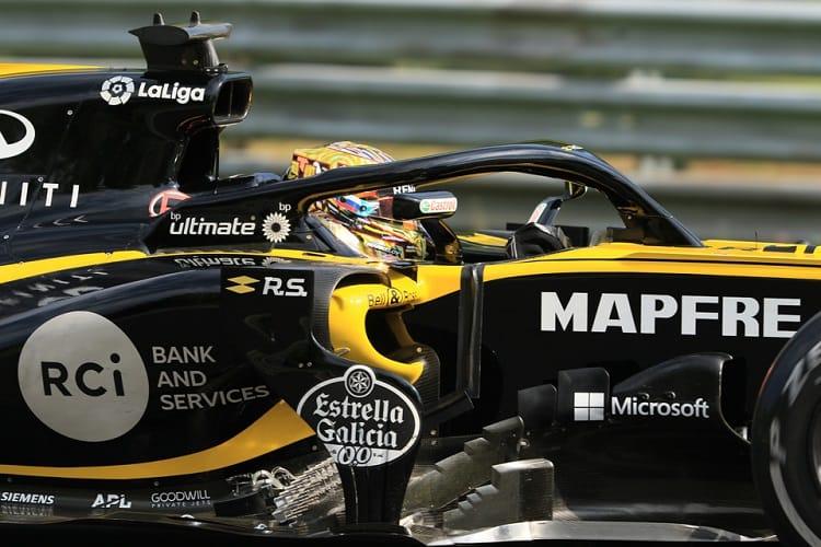 Artem Markelov - Renault Sport Formula One Team - Hungaroring