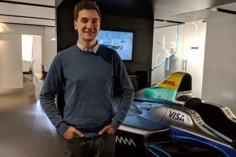 Barnee Lloyd, Formula E Innovation Manager