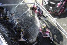 Sam De Haan & Jonny Cocker- GT3 Podium (Barwell Motorsport)