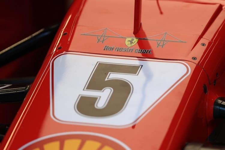 Sebastian Vettel - Belgian Grand Prix - F1