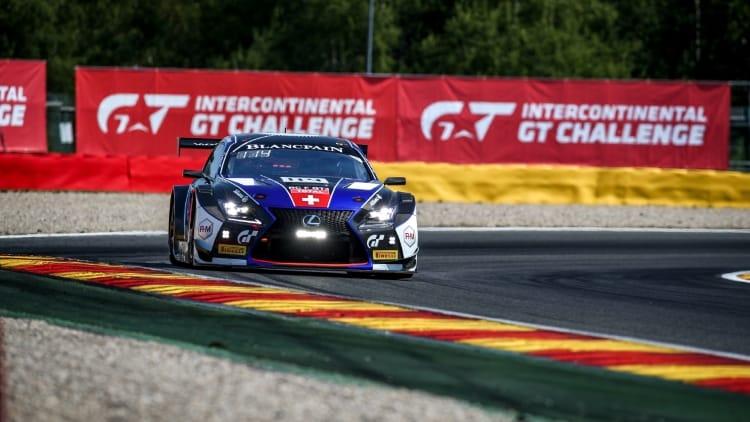 #114 Emil Frey Racing Lexus