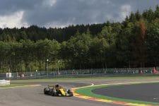 Carlos Sainz Jr. - Renault Sport Formula One Team - Spa-Francorchamps