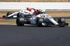 Charles Leclerc & Marcus Ericsson - Alfa Romeo Sauber F1 Team - Silverstone