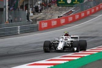 Charles Leclerc - Alfa Romeo Sauber F1 Team - Red Bull Ring