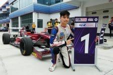 Charles Leong - Hitech Bullfrog GP