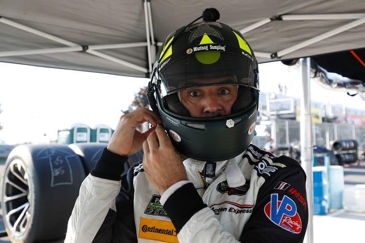 Christian Fittipaldi - Mustang Sampling Racing