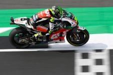 Cal Crutchlow Silverstone Friday practice 2018
