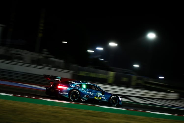 Motorsports: DTM race Misano, Saison 2018 - 7. Event Misano, ITA, Gary Paffett ( GBR, Mercedes HWA AG )