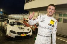 #3 Paul Di Resta, Mercedes-AMG C 63 DTM
