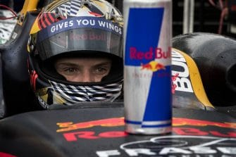 Daniel Ticktum (seen here at Spa), set the pace in free practice at Silverstone
