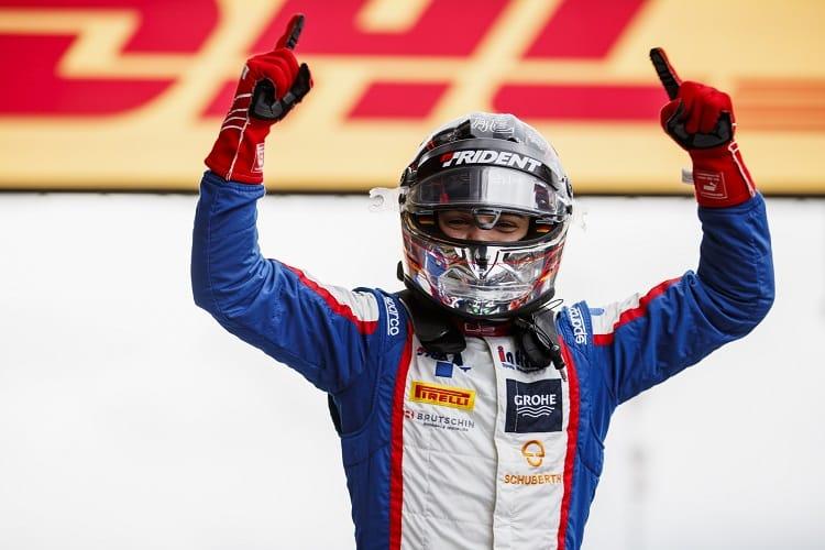 David Beckmann - Trident - Spa-Francorchamps