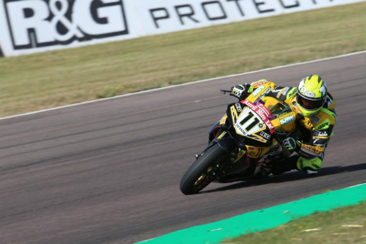 Ellison hoping for rear grip fix at Cadwell Park