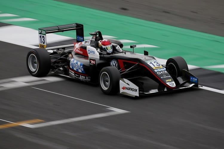 Fabio Scherer - Motopark - Silverstone