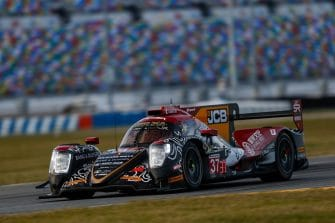 Jackie Chan DC Racing - Daytona International Speedway
