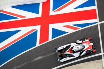 Fernando Alonso, Sebastien Buemi & Kazuki Nakajima - Toyota Gazoo Racing - 6 Hours of Silverstone