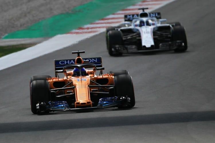 Fernando Alonso - McLaren F1 Team - Circuit de Barcelona-Catalunya