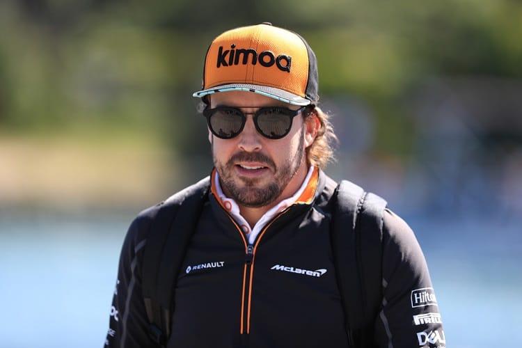 Fernando Alonso - McLaren F1 Team - Circuit Gilles Villeneuve