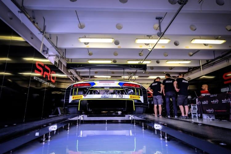 #25 Audi R8 LMS