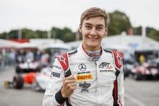 George Russell - ART Grand Prix - Autodromo Nazionale Monza