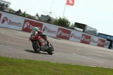 Glenn Irwin Grabs Thruxton Pole