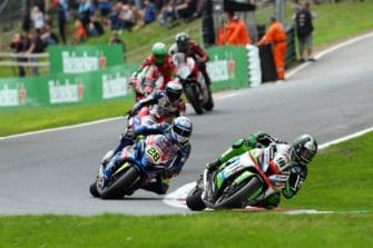 Haslam takes Cadwell Park Double