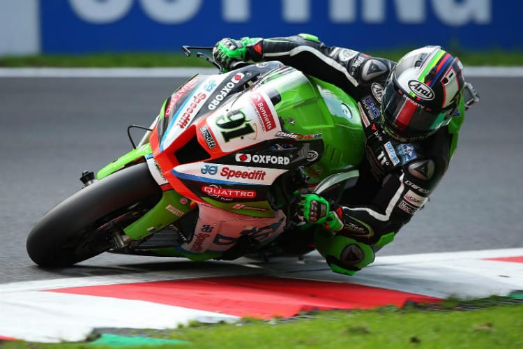 Haslam wins Cadwell Park Race One