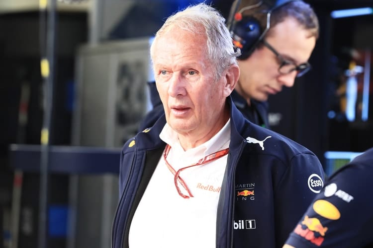 Helmut Marko - F1