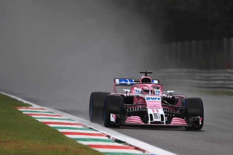 Sergio Perez - Italian Grand Prix - F1