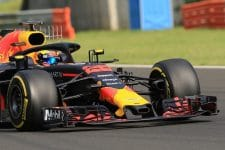 Jake Dennis - Aston Martin Red Bull Racing - Hungaroring