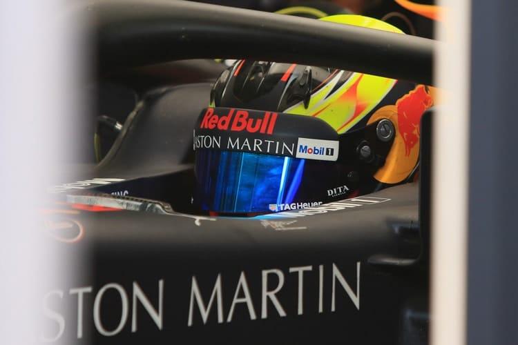 Jake Dennis - Aston Martin Red Bull Racing - Hungaroring