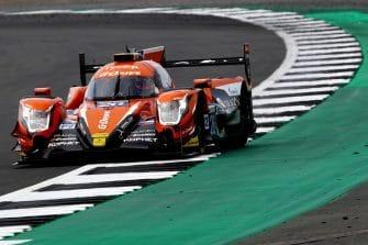 G-Drive Racing - Silverstone