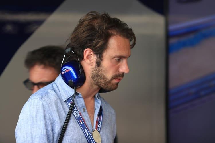 Jean-Eric Vergne - Red Bull Toro Rosso Honda - Circuit Paul Ricard