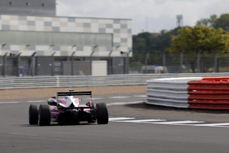 Jehan Daruvala - Carlin Motorsport - Silverstone