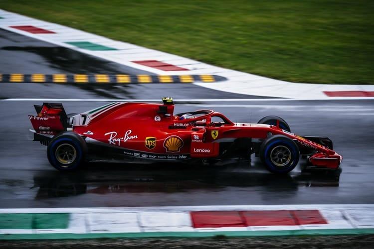 Kimi Raikkonen - Italian Grand Prix - F1