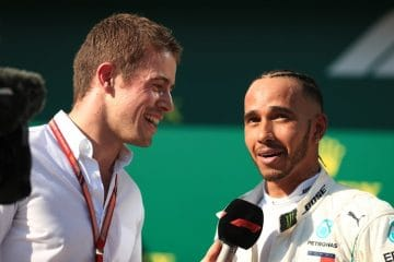 Lewis Hamilton - Mercedes AMG Petronas Motorsport - Hungaroring