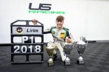 Lirim Zendeli - ADAC F4 Champion - US Racing