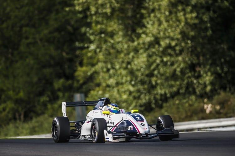 Logan Sargeant - R-ace GP - Hungaroring