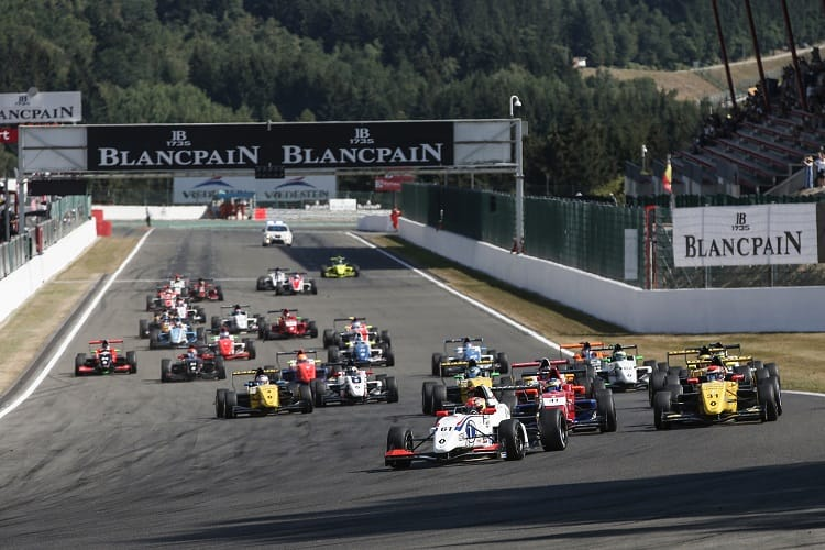 Eurocup Formula Renault 2.0 Series - Spa-Francorchamps
