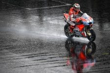 Jorge Lorenzo Silverstone qualifying 2018