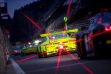 Manthey-Racing, Porsche 911 GT3 R (911), Romain Dumas (F), Frederic Makowiecki (F), Dirk Werner (D), Spa-Francorchamps 2018