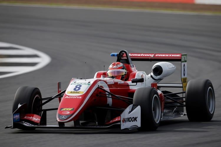Marcus Armstrong - Prema Theodore Racing - Silverstone