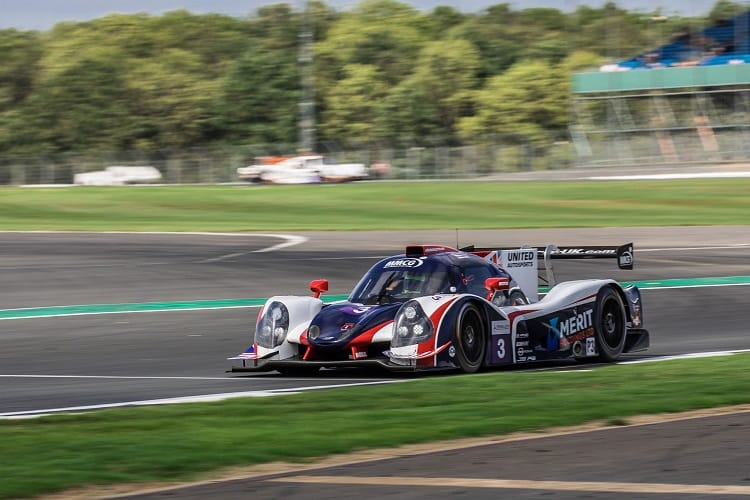 United Autosports - 4 Hours of Silverstone