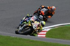 Mixed Emotions for Ellison at Cadwell Park