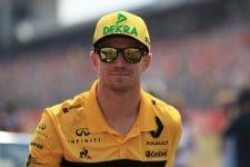 Nico Hulkenberg - Belgian Grand Prix - F1