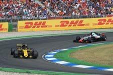 Nico Hülkenberg & Romain Grosjean - Renault Sport Formula One Team & Haas F1 Team - Hockenheimring
