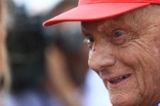 Niki Lauda - Mercedes AMG Petronas Motorsport - Non-Executive Chairman