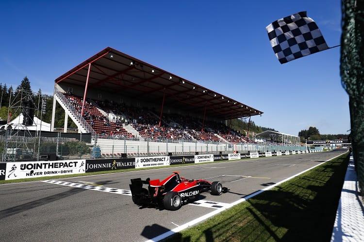 Nikita Mazepin - ART Grand Prix - Spa-Francorchamps
