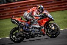 Andrea Dovizioso - Silverstone