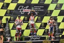 Andrea Dovizioso - Brno - Race Winner